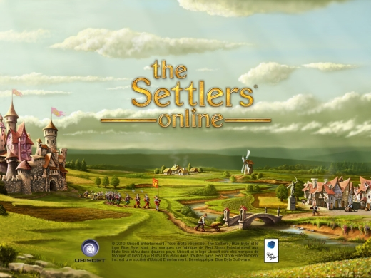 The Settlers Online - oficiální wallpaper
