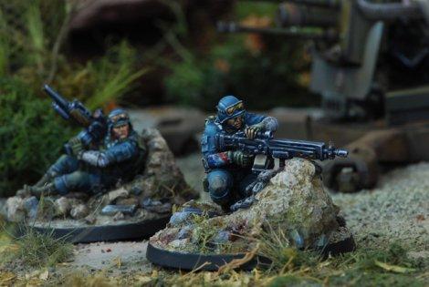 Vojáci Zouaves