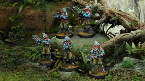 Předvojová pěchota