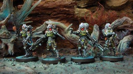 Yaogatská útočná pěchota