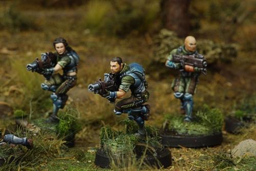 Acontecimentoští pravidelní vojáci