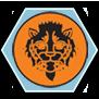 Symbol tygřích vojáků